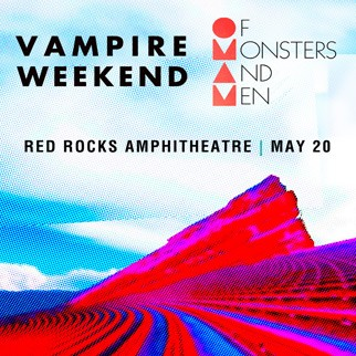 Vampire Weekend and Of Monsters And Men