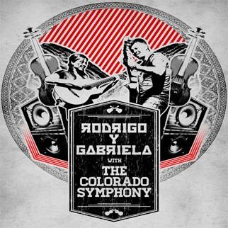Rodrigo y Gabriela with The Colorado Symphony