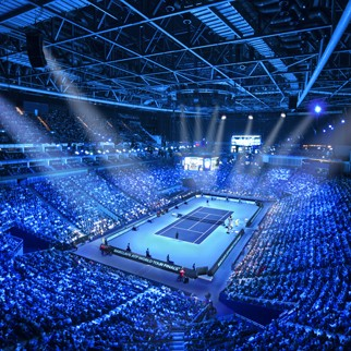 Barclays ATP World Tour Finals 2013: Full Day Ticket