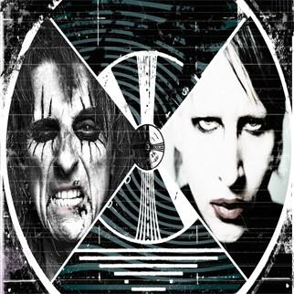 Alice Cooper / Marilyn Manson