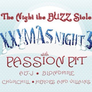 The Night The Buzz Stole XXXmas