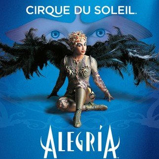Cirque du Soleil :: Alegria
