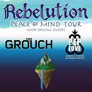 Rebelution w/ Collie Buddz & Zion I