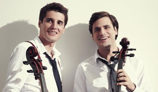 2Cellos tickets at Durham Performing Arts Center in Durham