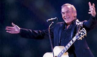 Neil Diamond tickets at Sprint Center in Kansas City