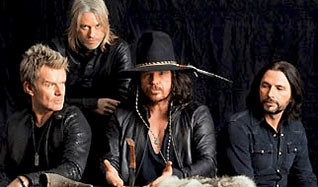 The Cult tickets at Royal Oak Music Theatre in Royal Oak