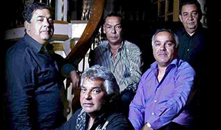 Gipsy Kings tickets at The Mountain Winery in Saratoga