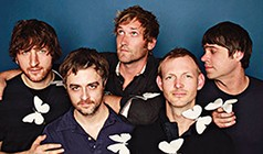 Minus The Bear tickets at Amos' Southend in Charlotte