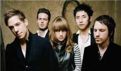 The Airborne Toxic Event tickets at The Showbox in Seattle