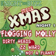 The Night The Buzz Stole Xmas