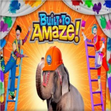 Ringling Bros. and Barnum & Bailey Circus: Built to Amaze tickets