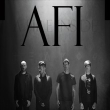 AFI tickets at Terminal 5, New York