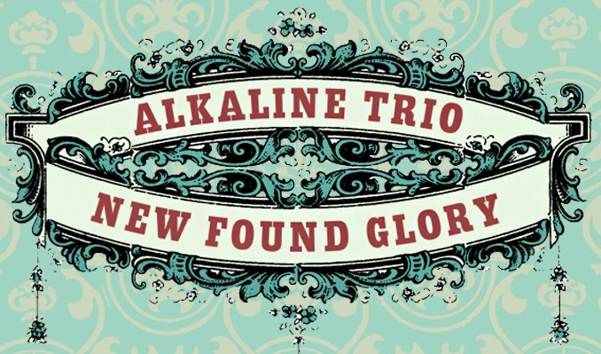 Alkaline Trio and New Found Glory