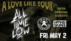 All Time Low tickets at Starland Ballroom in Sayreville