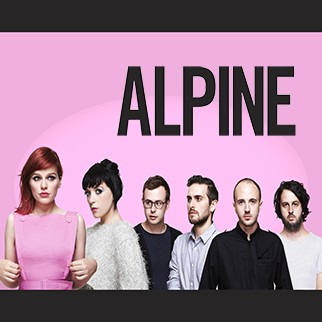Alpine in The Nether Bar