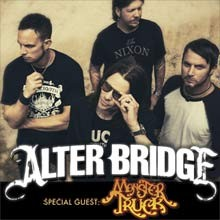 Alter Bridge tickets at Arvest Bank Theatre at The Midland in Kansas City