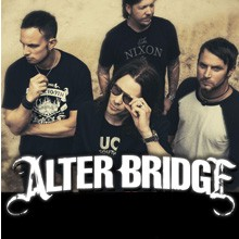 Alter Bridge tickets at The Warfield in San Francisco