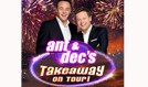 Ant & Dec's Takeaway on Tour! tickets at The SSE Arena, Wembley in London