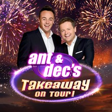 Ant & Dec tickets at The O2 in London