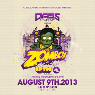 Bass Academy feat. Zomboy and Eptic