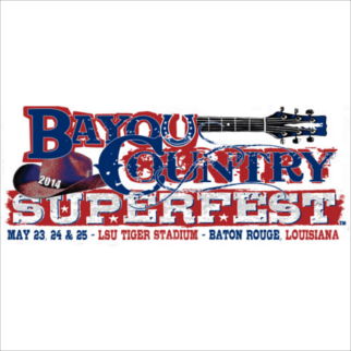 Bayou Country Superfest - Sunday