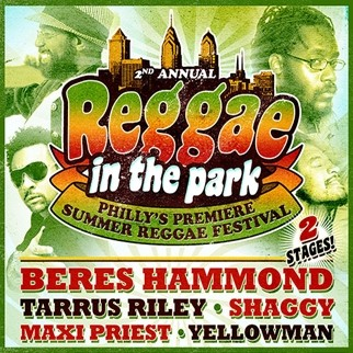 Beres Hammond, Tarrus Riley & More