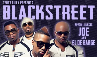 Blackstreet with David Hollister tickets at Verizon Theatre at Grand Prairie in Grand Prairie
