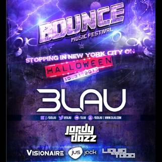 BOUNCE Music Festival