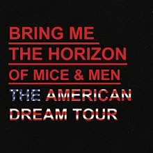 Bring Me the Horizon  tickets at The Warfield in San Francisco