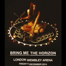 Bring Me The Horizon tickets at The SSE Arena, Wembley in London