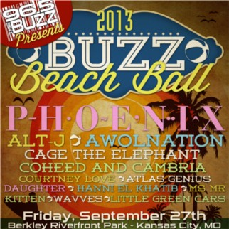 Buzz Beach Ball