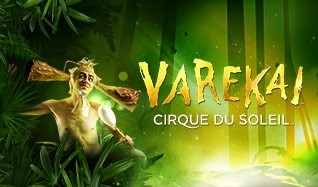 Cirque du Soleil – VAREKAI tickets at 1STBANK Center in Broomfield