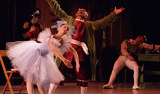 Northeast Atlanta Ballet's Coppelia tickets at Gwinnett Performing Arts Center in Duluth