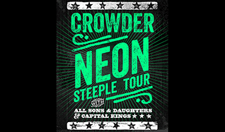 Crowder  tickets at The Regency Ballroom in San Francisco