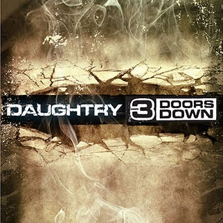 Daughtry /  3 Doors Down
