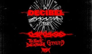 Carcass tickets at The Regency Ballroom in San Francisco