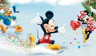 Disney On Ice: Let's Celebrate tickets at Citizens Business Bank Arena in Ontario