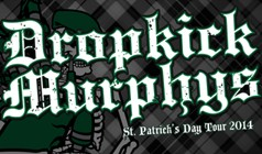 Dropkick Murphys tickets at Starland Ballroom in Sayreville
