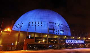 The Show of Christmas tickets at Ericsson Globe in Stockholm