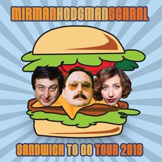 Eugene Mirman, John Hodgman & Kristen Schaal