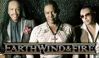 Earth, Wind & Fire  tickets at St. Augustine Amphitheatre in St. Augustine
