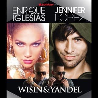 Enrique Iglesias & Jennifer Lopez