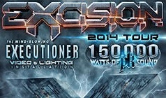 Excision tickets at Best Buy Theater in New York tickets at Best Buy Theater in New York