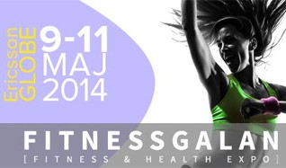 Fitnessgalan tickets at Ericsson Globe in Stockholm