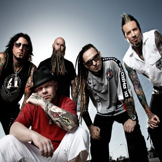 Five Finger Death Punch and Volbeat