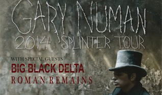 Gary Numan tickets at Trocadero Theatre in Philadelphia