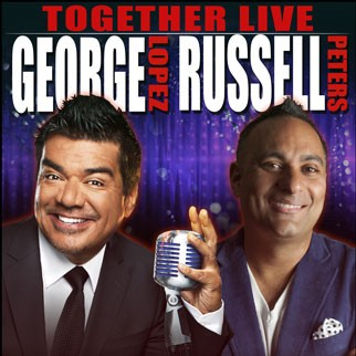 George Lopez & Russell Peters