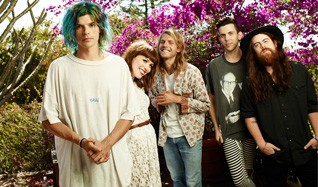 Grouplove & Portugal. The Man tickets at King County's Marymoor Park in Redmond