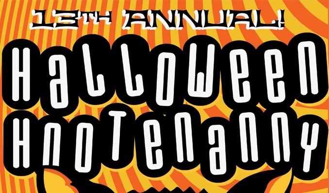 13th Annual Halloween Hootenanny