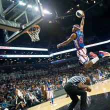 Harlem Globetrotters tickets at Wembley Arena in London